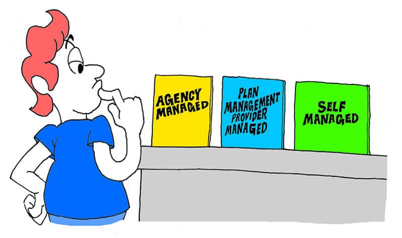 Managing NDIS Funding