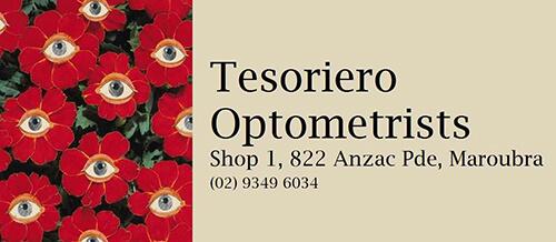 Tesoriero optometrist